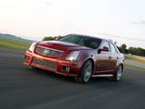 Cadillac CTS-V 2009 wallpapers