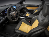 Cadillac CTS-V Coupe 2010 images