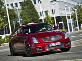 Cadillac CTS-V Sport Wagon EU-spec 2010 images