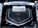 Cadillac CTS-V EU-spec 2010 images