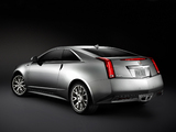 Cadillac CTS Coupe 2010 images