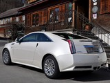 Cadillac CTS Coupe 2010 photos