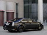 Cadillac CTS-V EU-spec 2010 photos
