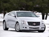 Cadillac CTS Coupe 2010 pictures