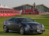 Cadillac CTS-V Coupe 2010 pictures
