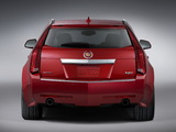 Cadillac CTS-V Sport Wagon 2010 pictures