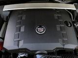 Cadillac CTS Sport Wagon EU-spec 2010 wallpapers