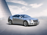 Cadillac CTS Coupe 2010 wallpapers