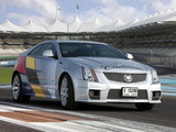 Cadillac CTS-V Coupe Challenge 2011 images
