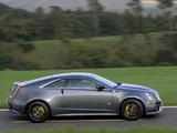 Cadillac CTS-V Coupe Black Diamond EU-spec 2011 photos