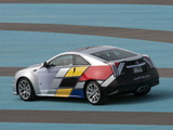 Cadillac CTS-V Coupe Challenge 2011 pictures