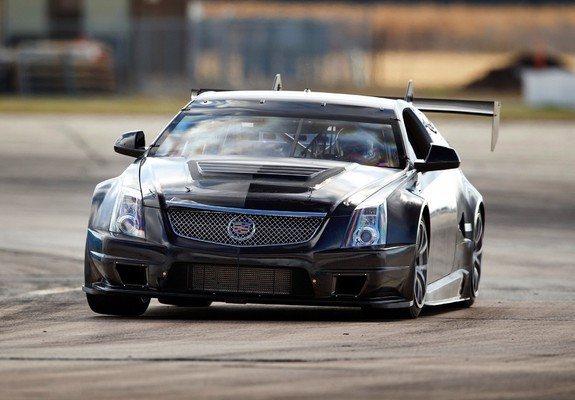 Cadillac Cts V Coupe Race Car 2011 Pictures