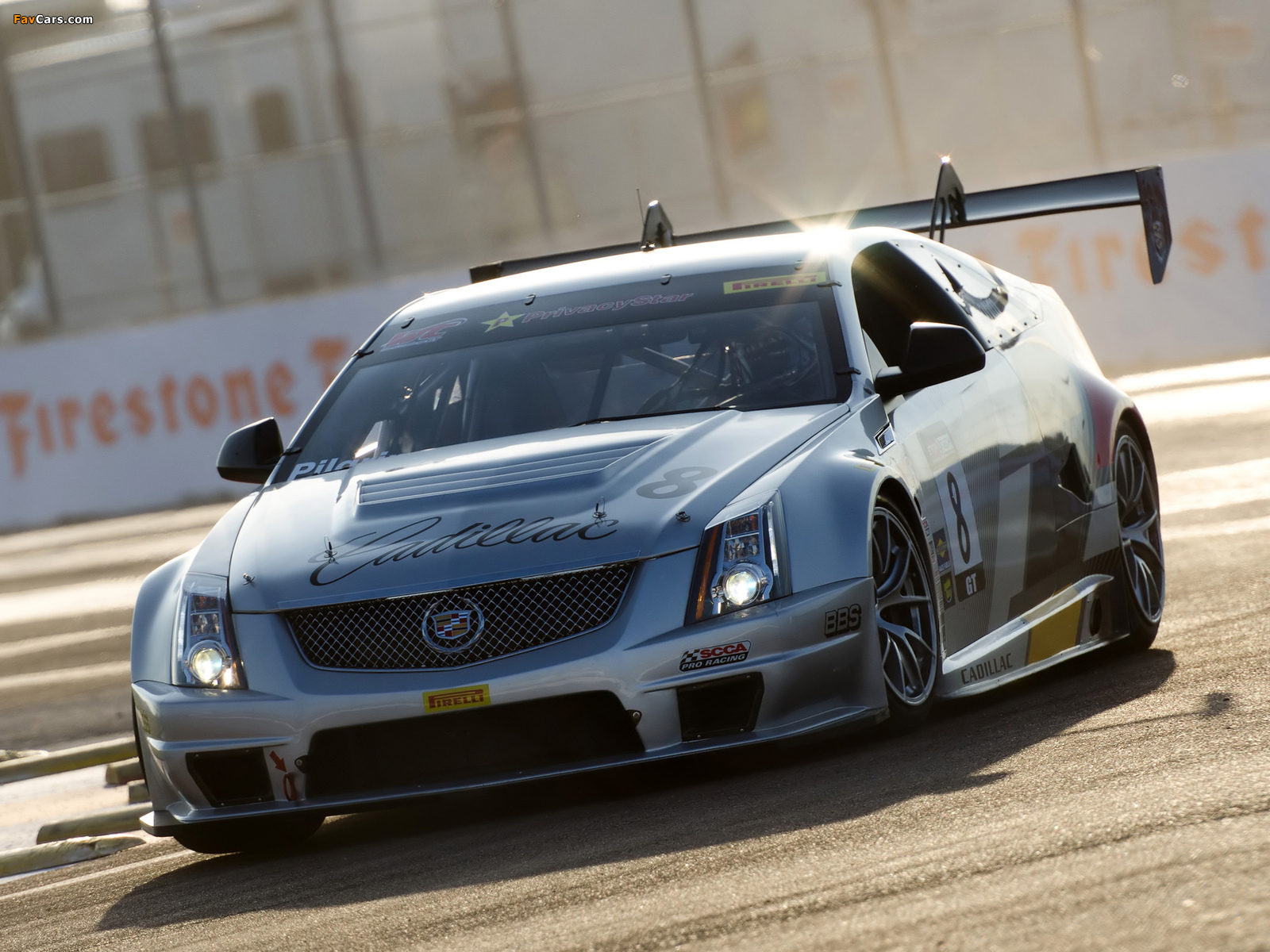 Cadillac CTS V Coupe Wallpaper