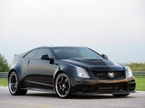 Hennessey Cadillac VR1200 Twin Turbo Coupe 2012 wallpapers