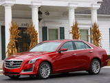 Cadillac CTS 2013 images