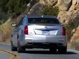 Cadillac CTS Vsport 2013 images