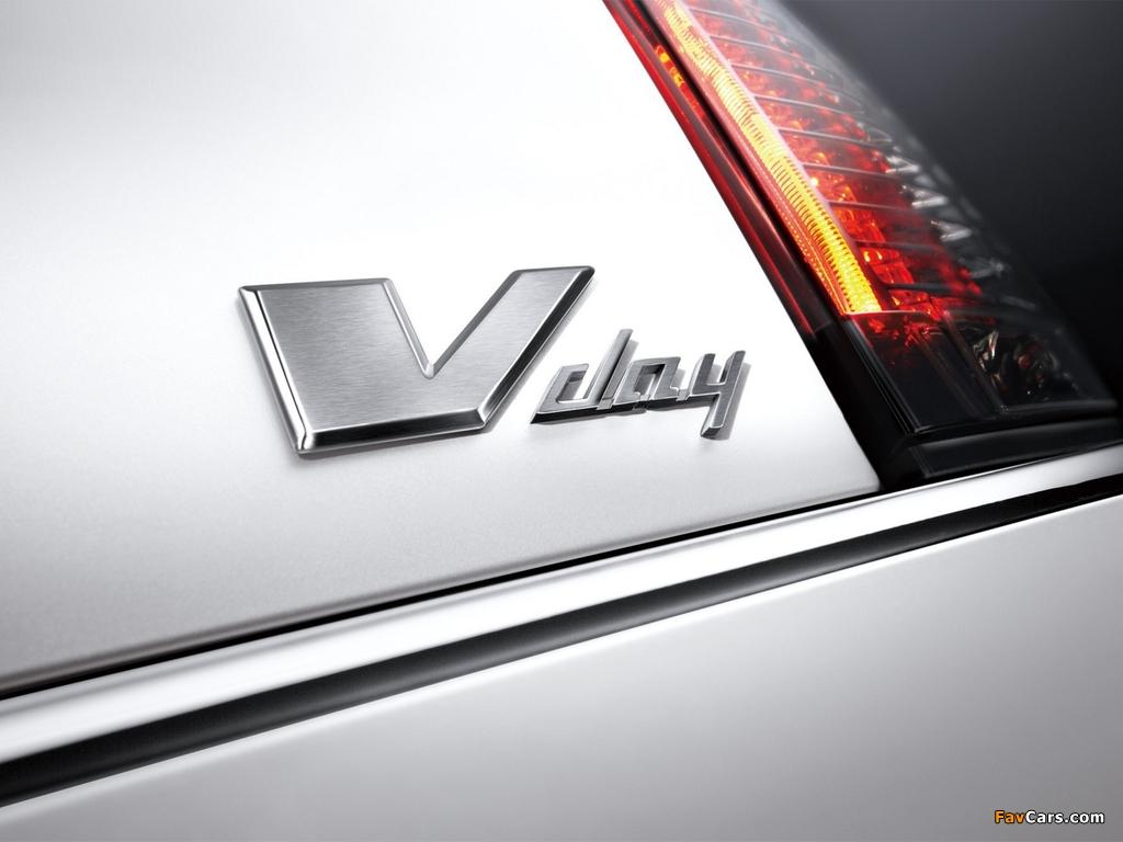 Cadillac CTS Vday 2013 images (1024 x 768)