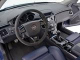 Cadillac CTS-V Stealth Blue Edition 2013 photos