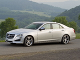 Cadillac CTS 2013 photos
