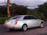Cadillac CTS 2013 photos