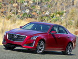 Cadillac CTS Vsport 2013 photos