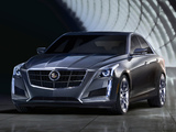 Cadillac CTS 2013 pictures