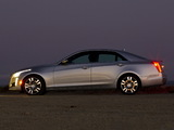 Cadillac CTS Vsport 2013 pictures