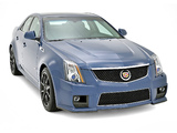 Cadillac CTS-V Stealth Blue Edition 2013 pictures