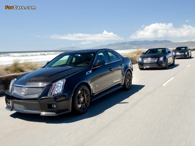 Cadillac CTS images (640 x 480)