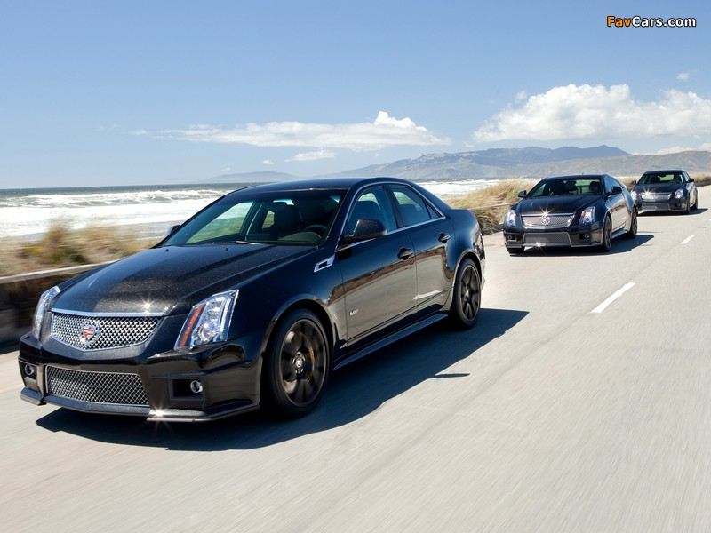Cadillac CTS images (800 x 600)