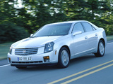 Images of Cadillac CTS 2002–07