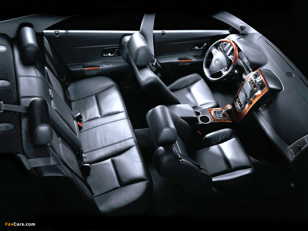 Images of Cadillac CTS 2002–07 (1024 x 768)