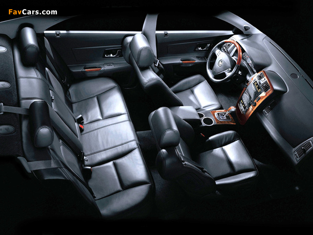 Images of Cadillac CTS 2002–07 (640 x 480)