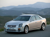 Images of Cadillac CTS-V 2004–07