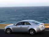 Images of Cadillac CTS EU-spec 2007