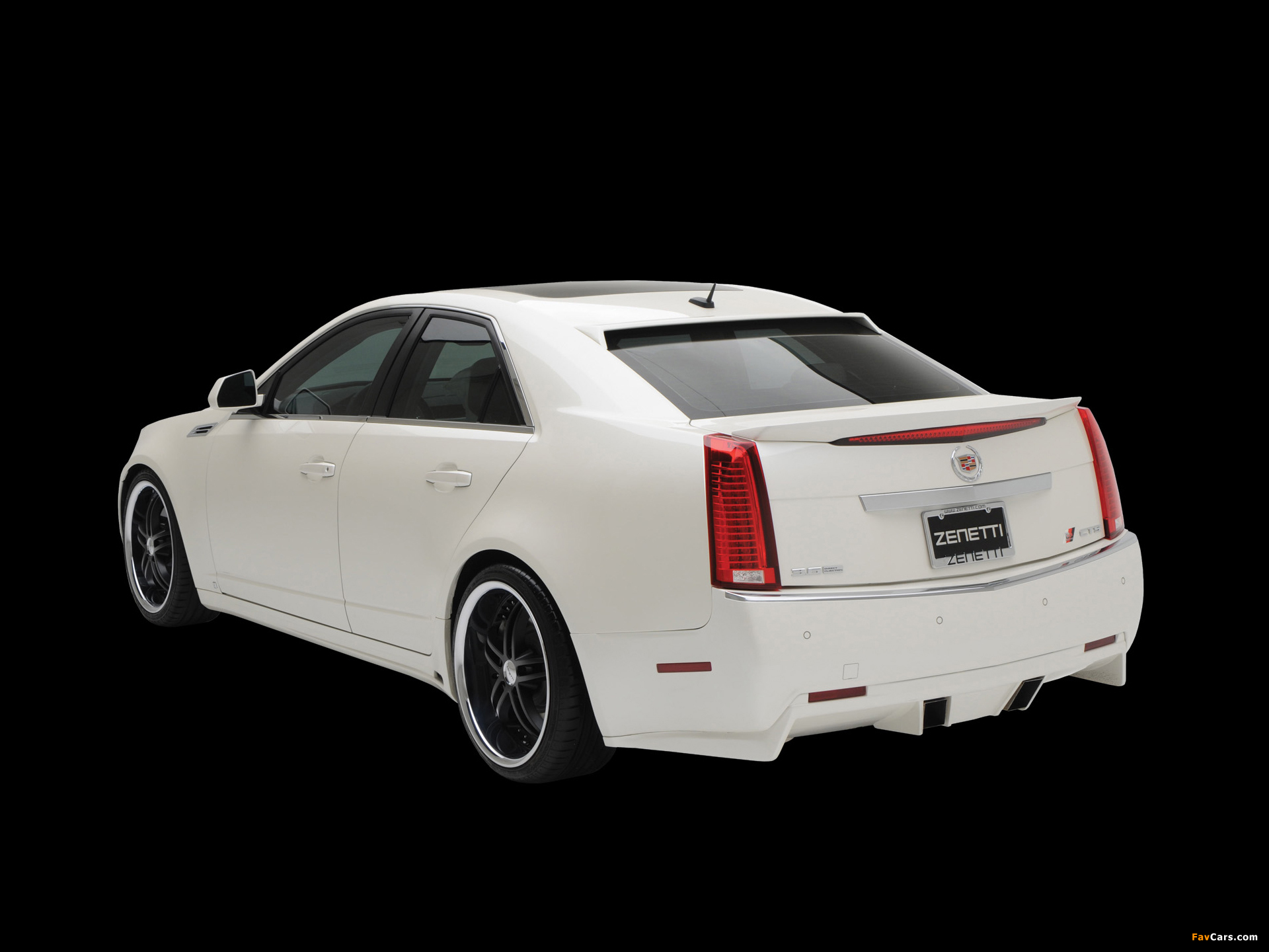 Images of Cadillac CTS by D3 2007 (1920 x 1440)