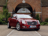Images of Cadillac CTS UK-spec 2008