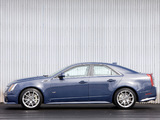 Images of Cadillac CTS-V 2009