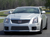 Images of Cadillac CTS-V Coupe 2010