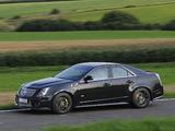 Images of Cadillac CTS-V EU-spec 2010