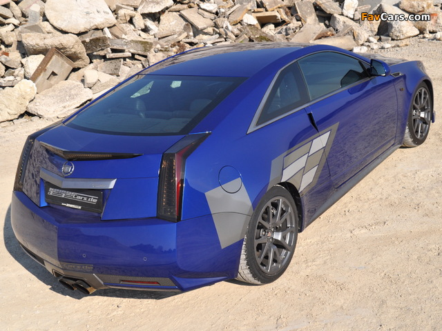 Images of Geiger Cadillac CTS-V Coupe Blue Brute 2011 (640 x 480)
