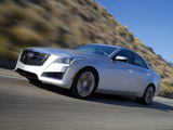 Images of Cadillac CTS Vsport 2013
