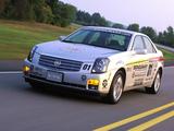 Photos of Cadillac CTS Bondurant Racing School 2002–07