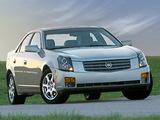 Photos of Cadillac CTS 2002–07