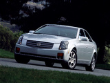 Photos of Cadillac CTS 2002–07