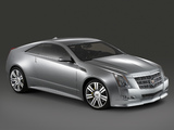 Photos of Cadillac CTS Coupe Concept 2008
