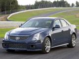 Photos of Cadillac CTS-V 2009