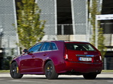 Photos of Cadillac CTS-V Sport Wagon EU-spec 2010