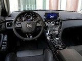 Photos of Cadillac CTS-V EU-spec 2010