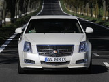 Photos of Cadillac CTS Sport Wagon EU-spec 2010